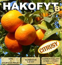 Hakofyt B - citrusy