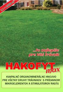 Hakofyt Max - tráva