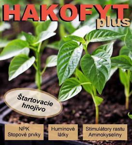 HAKOFYT Plus Štartovacie hnojivo